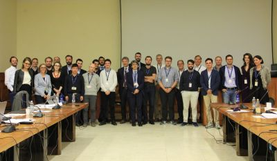Maritime Big Data Workshop 2018 participants