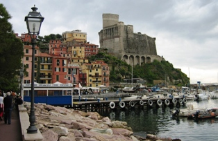 Lerici and its castle